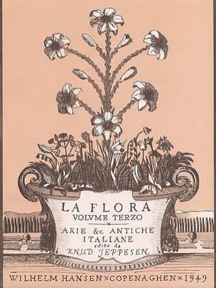 - La Flora Volume 3. - Partition - di-arezzo.fr