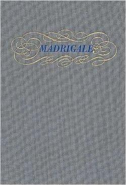 Carlo Gesualdo - Madrigaux Livre 3 - Partition - di-arezzo.fr
