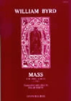 Willam Byrd - Mass For 3 Voices - Partition - di-arezzo.fr