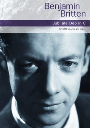 Benjamin Britten - Jubilate Deo In C Major - Sheet Music - di-arezzo.co.uk
