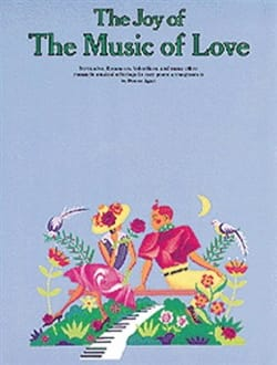 - Joy of Music of Love - Partition - di-arezzo.fr