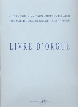 - Livre D'orgue - Partition - di-arezzo.fr