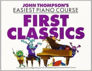 John Thompson - First Classics - Sheet Music - di-arezzo.co.uk