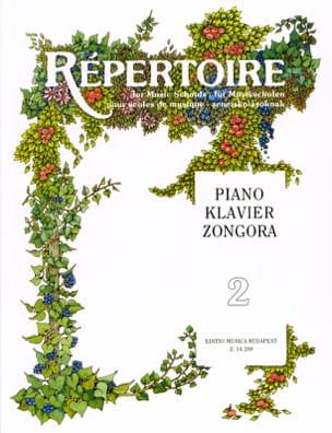 - Répertoire Pour Ecoles De Musique Volume 2 - Partition - di-arezzo.fr