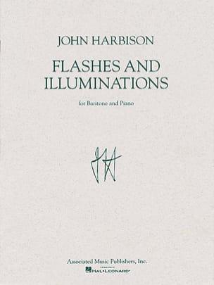 Flashes And Illuminations - John Harbison - laflutedepan.com