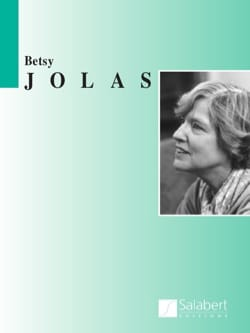 Betsy Jolas - Signets - Partition - di-arezzo.fr