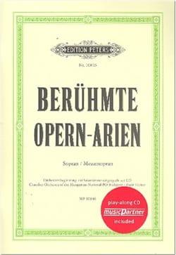 - Berühmte Opern-Aria Sop / Mezzo - Partition - di-arezzo.fr