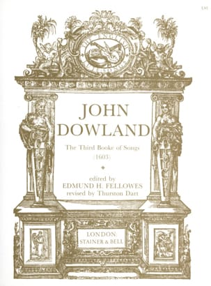 John Dowland - The 3rd Book Of Songs - Sheet Music - di-arezzo.com