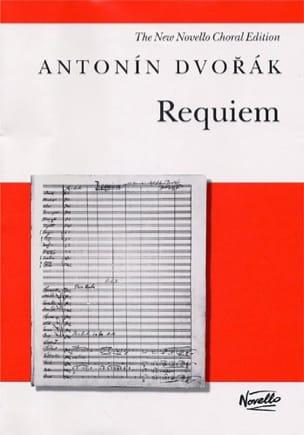 Requiem - Opus 89 - DVORAK - Partition - Chœur - laflutedepan.com