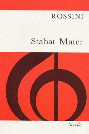 Gioachino Rossini - Stabat Mater - Sheet Music - di-arezzo.co.uk
