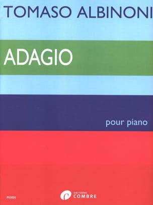 Tomaso Albinoni - adagio - Partitura - di-arezzo.es