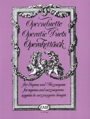 Duos D'opéras Soprano-Mezzo. Partition Duos - laflutedepan