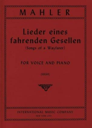 Lieder Eines Fahrenden Gesellen. Voix Haute - laflutedepan.com