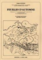 Brigitte Sourisse - Feuilles D'automne - Partition - di-arezzo.fr