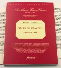 François Couperin - Pièces de Clavecin 1er Livre - Partition - di-arezzo.fr