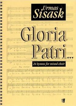Urmas Sisask - Gloria Patri - Partition - di-arezzo.fr