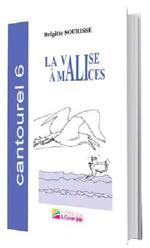 Sourisse Brigitte / Lesage Jean-Marc - The Suitcase A Malices - Sheet Music - di-arezzo.com