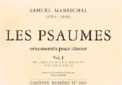 Les Psaumes Volumes 1, 2 et 3 - Samuel Mareschal - laflutedepan.com