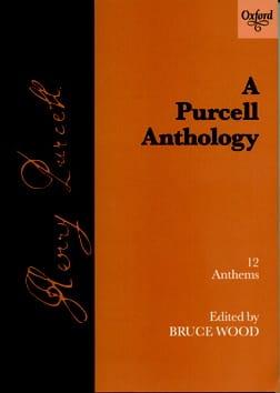 12 Anthems - Henry Purcell - Partition - Chœur - laflutedepan.com