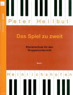 Das Spiel Zu Zweit Volume 1 Peter Heilbut Partition laflutedepan