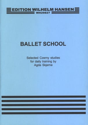 Agda Skjerne - Ballet School - Sheet Music - di-arezzo.co.uk