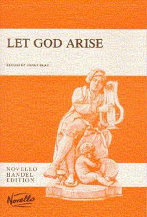 Georg-Friedrich Haendel - Let God Arise HWV 256a - Partition - di-arezzo.fr