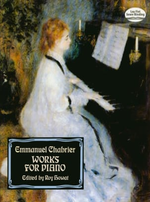 Emmanuel Chabrier - Works For Piano - Sheet Music - di-arezzo.co.uk
