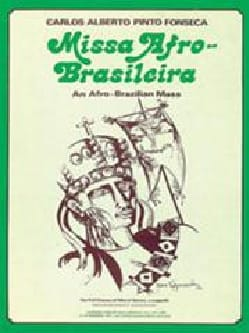 Fonseca Carlos Alberto Pinto - Missa Afro Brasileira - Partition - di-arezzo.fr