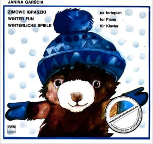 Zimowe Igraszki Op. 25. Winter Fun Garscia Partition laflutedepan