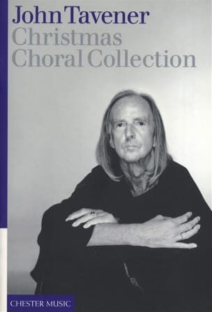 John Tavener - Christmas Choral Collection - Partition - di-arezzo.fr