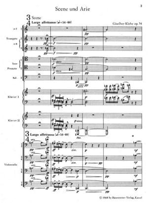7 Arie Con Tromba Sola Alessandro Scarlatti Partition laflutedepan