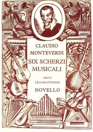Claudio Monteverdi - 6 Scherzi Musicali - Partitura - di-arezzo.es