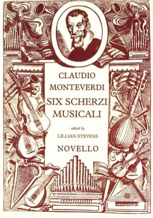 Claudio Monteverdi - 6 Scherzi Musicali - Sheet Music - di-arezzo.co.uk