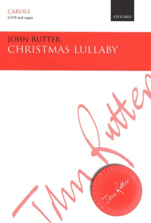 John Rutter - Christmas Lullaby. SATB - Sheet Music - di-arezzo.co.uk
