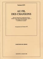 Norbert Ott - At the Fil des Chansons - Sheet Music - di-arezzo.com