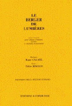 Le Berger de Lumières Roger Calmel Partition laflutedepan