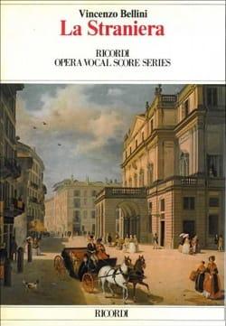 Vincenzo Bellini - Straniera - Noten - di-arezzo.de