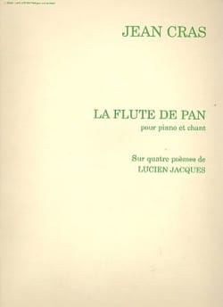 Jean Cras - The Pan Flute - Sheet Music - di-arezzo.com