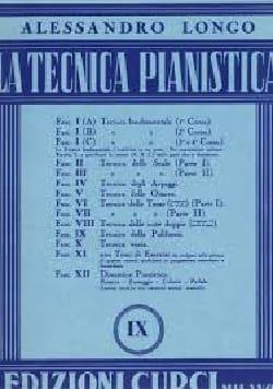 Tecnica Della Polifonia. Volume 9 - laflutedepan.com