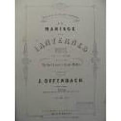 Le Mariage Aux Lanternes - Jacques Offenbach - laflutedepan.com