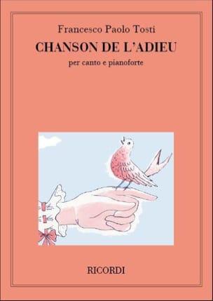 Chanson De L'adieu. Voix moyenne - laflutedepan.com