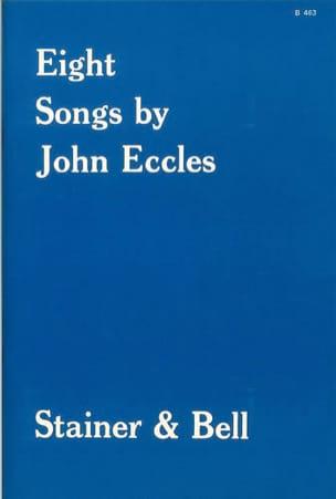 Eccles - 8 Songs - Partition - di-arezzo.fr