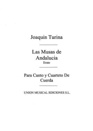 Erato Op. 93-6. Archive TURINA Partition laflutedepan
