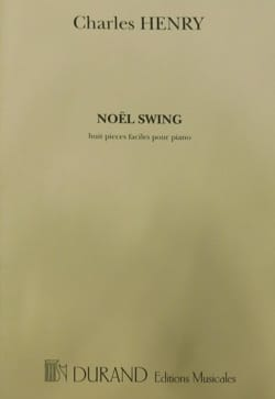 Noël Swing Charles-Henry Partition Piano - laflutedepan