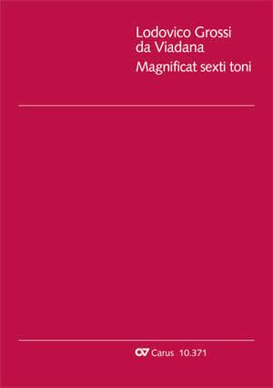Ludovico de Viadana Grossi - Magnificat Sexti Toni - Partition - di-arezzo.fr