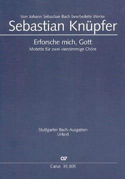 Erforsche Mich, Gott - Sebastian Knüpfer - laflutedepan.com