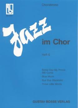 - Jazz Im Chor Volume 6 - Partition - di-arezzo.fr