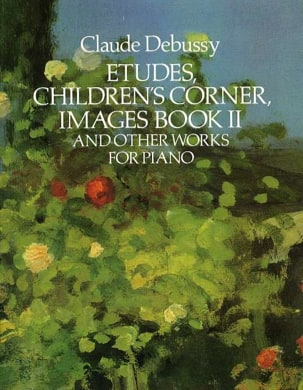 Claude Debussy - Etudes, Children's Corner ... Volume 2 - Partition - di-arezzo.fr