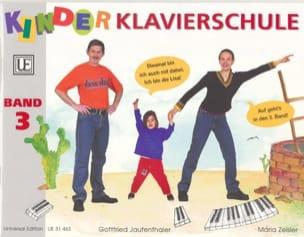 Jaufenthaler - Kinderklavierschule Volume 3 - Partition - di-arezzo.fr