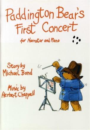 Paddington Bear's First Concert - Herbert Chappell - laflutedepan.com